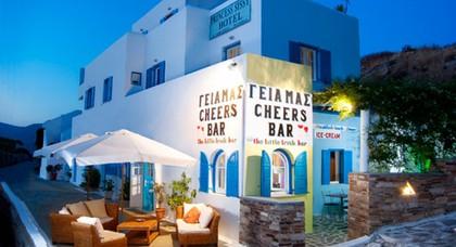 Ξενοδοχείο 455τ.μ. πρoς αγορά-Ίος » Μυλοπότας