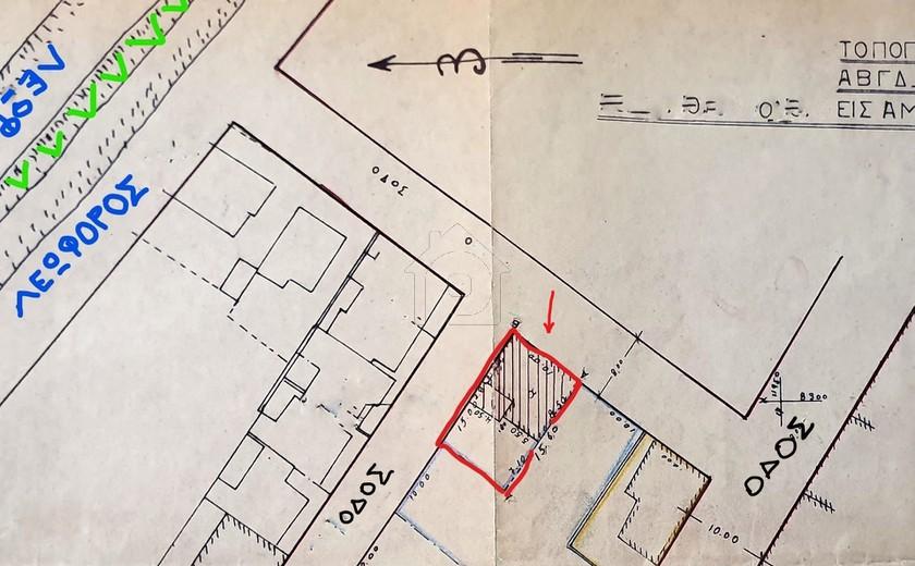 Οικόπεδο 153τ.μ. πρoς αγορά-Αμπελόκηποι » Φιλλίπου