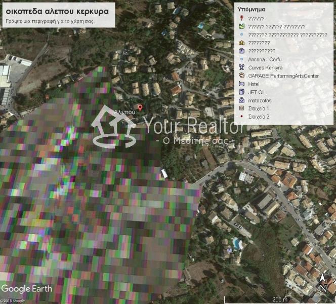 Οικόπεδο 4.500τ.μ. πρoς αγορά-Κέρκυρα » Χώρα κέρκυρας