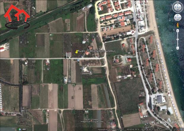 Αγροτεμάχια 3.500τ.μ. πρoς αγορά-Ελευθερές » Νέα πέραμος