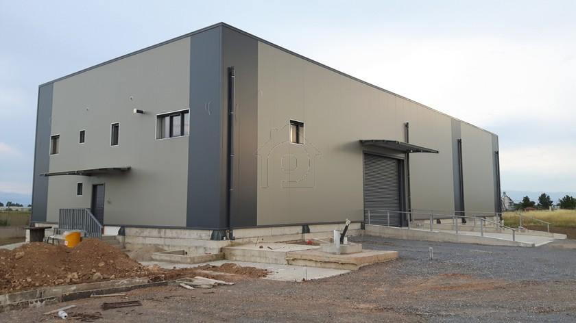 Βιοτεχνικός χώρος 750τ.μ. πρoς ενοικίαση-Γιαννιτσά » Κέντρο