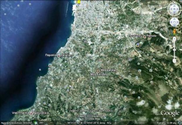 Οικόπεδο 3.306τ.μ. πρoς αγορά-Παραλία » Καλλιθέα