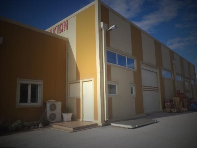 Βιοτεχνικός χώρος 720τ.μ. πρoς αγορά-Δράμα » Χωριστή