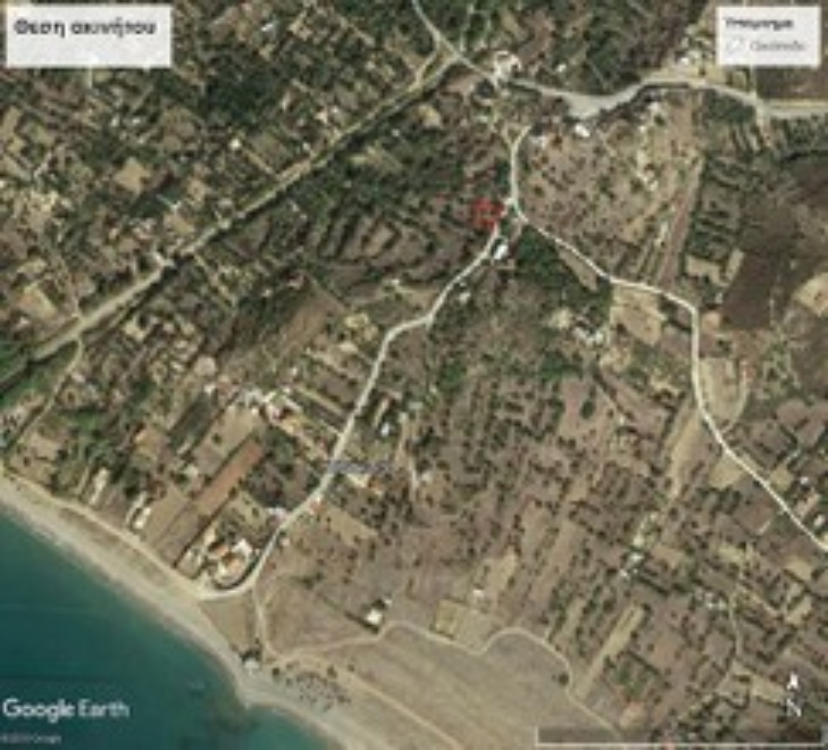 Οικόπεδο 514τ.μ. πρoς αγορά-Χίος » Αμάνη