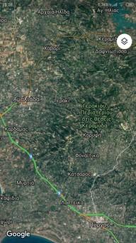 Αγροτεμάχια 13.000τ.μ. πρoς αγορά-Ιαρδανός » Μονή φραγκοπηδήματος