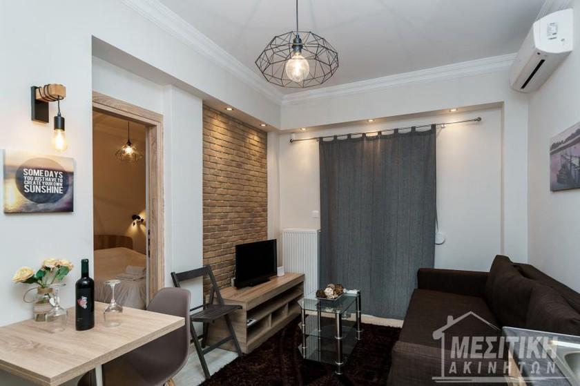 Studio / γκαρσονιέρα 40τ.μ. πρoς booking-Καμάρα