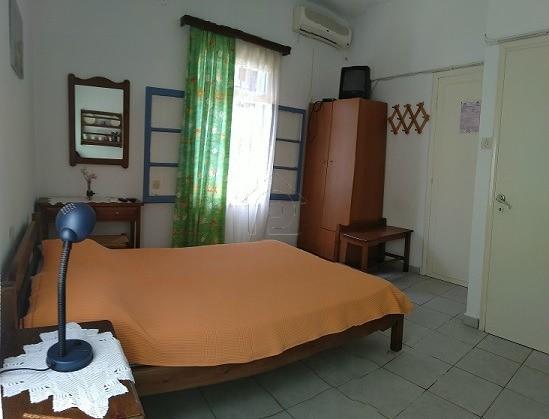 Hostel 20τ.μ. πρoς booking-Σηπιάδα » Μηλίνα