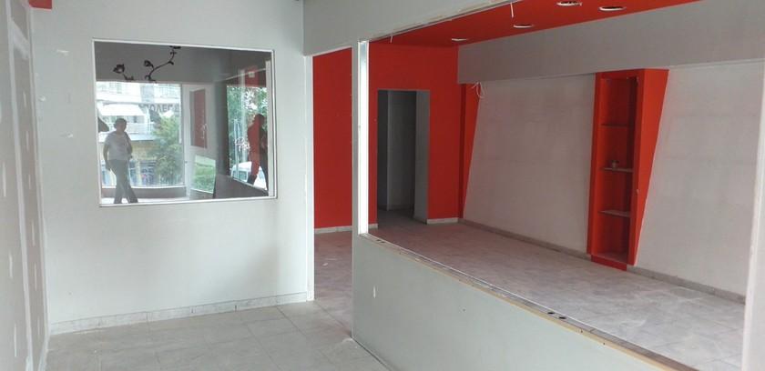 Επιχειρηματικό κτίριο 230τ.μ. πρoς αγορά-Συκιές » Ροδοχώρι