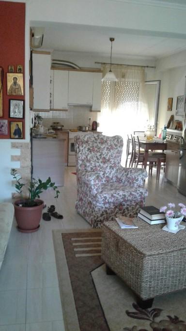 Διαμέρισμα 75τ.μ. πρoς αγορά-Θέρμη » Σουρωτή
