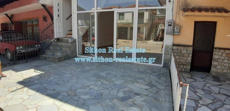 Κατάστημα 100τ.μ. πρoς ενοικίαση-Τορώνη » Συκιά