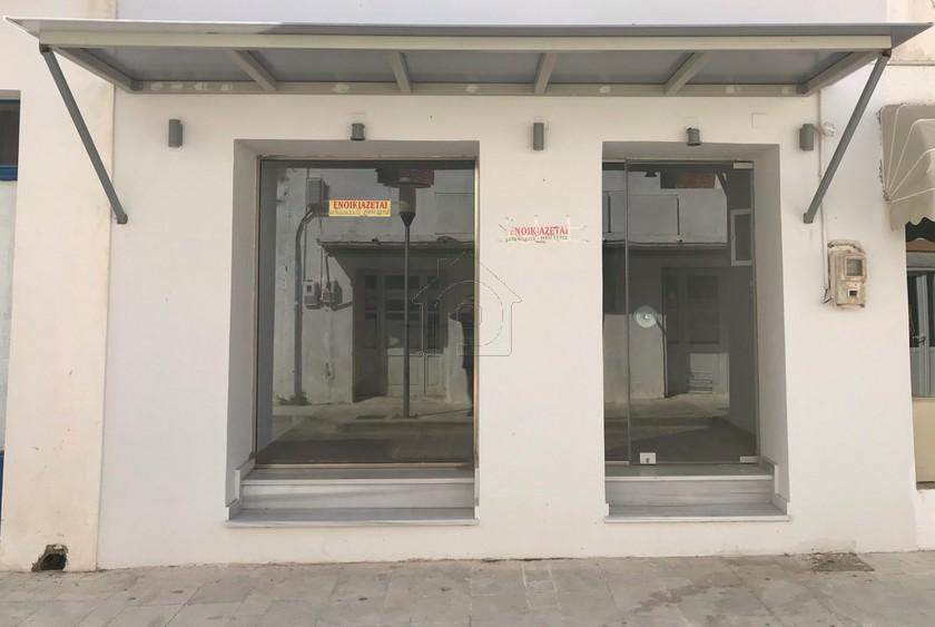 Επιχειρηματικό κτίριο 75τ.μ. πρoς ενοικίαση-Μεθώνη » Παλιομεθώνη