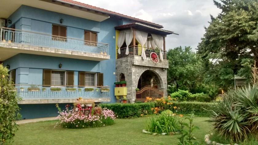 Μονοκατοικία 95τ.μ. πρoς ενοικίαση-Λαγκαδάς » Καβαλλάρι