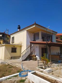 Μονοκατοικία 84τ.μ. πρoς αγορά-Αλίαρτος » Μάζι