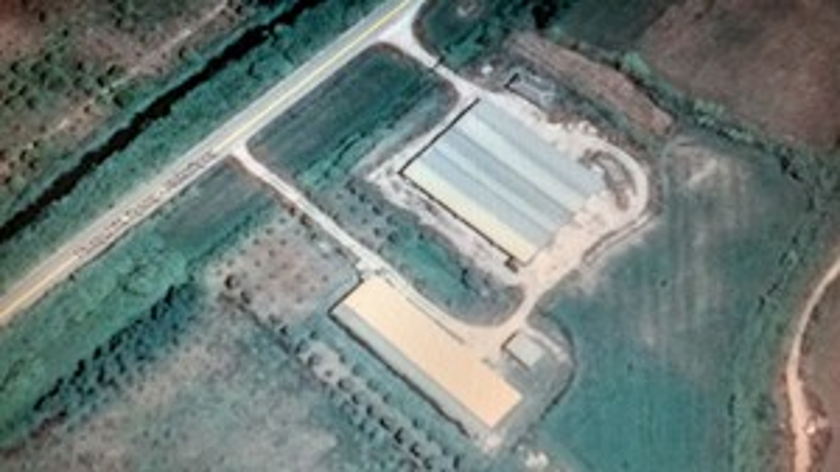 Βιομηχανικός χώρος 3.000 τ.μ. πρoς αγορά
