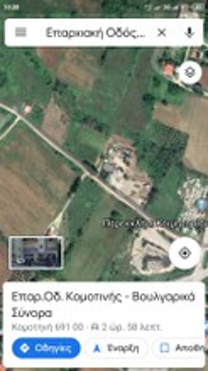 Αγροτεμάχια 1.008τ.μ. πρoς αγορά-Κομοτηνή » Καρυδιά