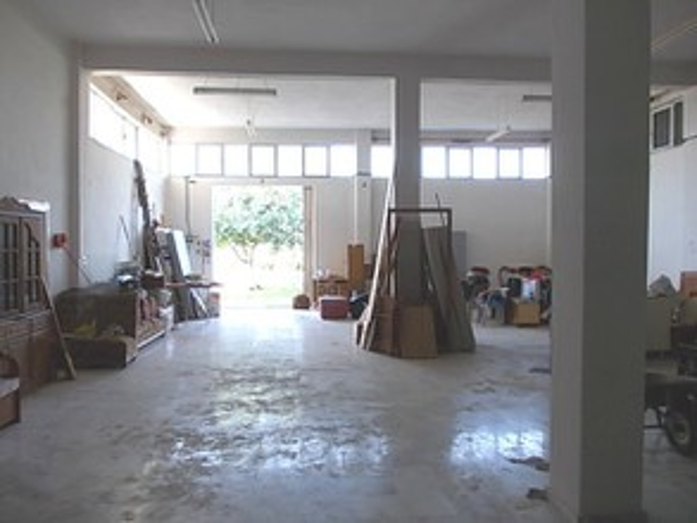 Αποθήκη 220τ.μ. πρoς ενοικίαση-Λάρισα