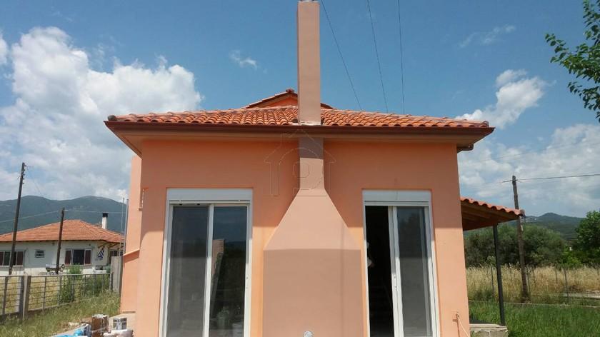 Μονοκατοικία 107τ.μ. πρoς booking-Ευπάλιο » Λόγγος
