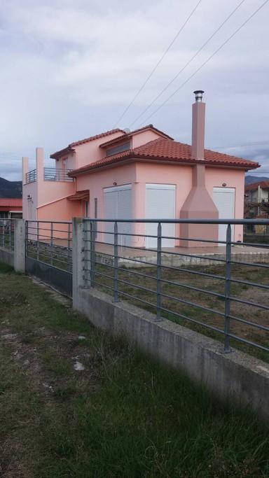 Μονοκατοικία 107 τ.μ. πρoς booking, Φωκίδα, Ευπάλιο-thumb-3