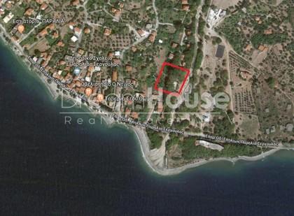 Οικόπεδο 643τ.μ. πρoς αγορά-Ευπάλιο » Παραλία σεργούλας