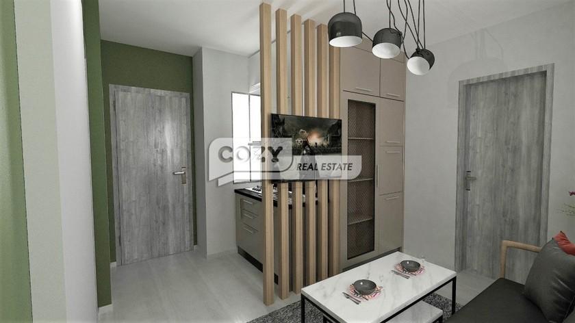 Διαμέρισμα 45τ.μ. πρoς αγορά-Μπότσαρη