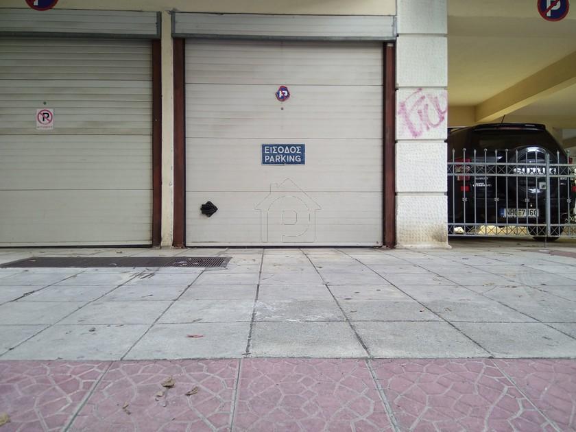 Parking 19τ.μ. πρoς ενοικίαση-Χαριλάου