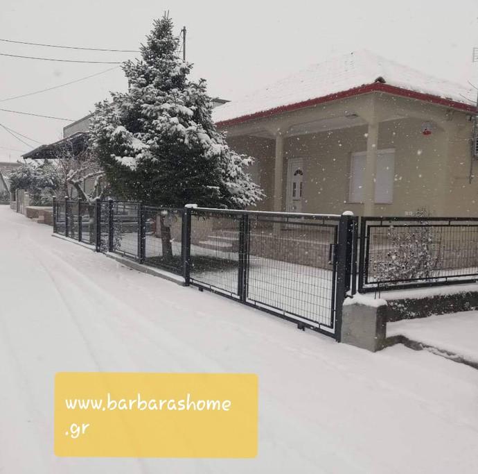 Μονοκατοικία 75τ.μ. πρoς booking-Γόμφοι » Πηγή