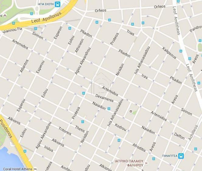 Parking 123τ.μ. πρoς αγορά-Άγιος δημήτριος » Όρια υμηττού