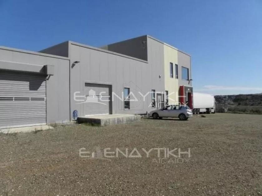Βιομηχανικός χώρος 800τ.μ. πρoς ενοικίαση-Μουδανιά » Κέντρο