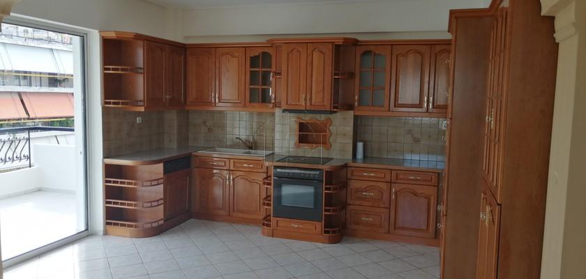 Διαμέρισμα 116τ.μ. πρoς ενοικίαση-Γαλάτσι » Περιβόλια