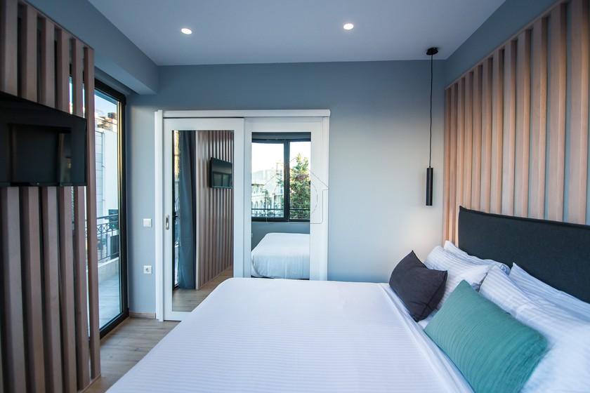 Διαμέρισμα 40τ.μ. πρoς booking-Πρέβεζα » Κέντρο