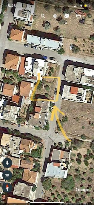 Οικόπεδο 200τ.μ. πρoς αγορά-Ιτέα » Κέντρο