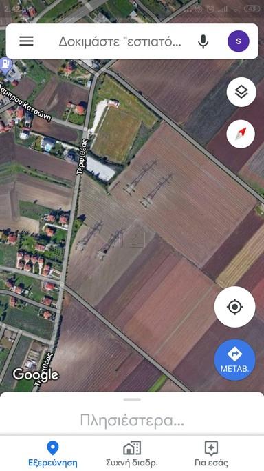 Αγροτεμάχια 8.500τ.μ. πρoς αγορά-Λάρισα » Τερψιθέα