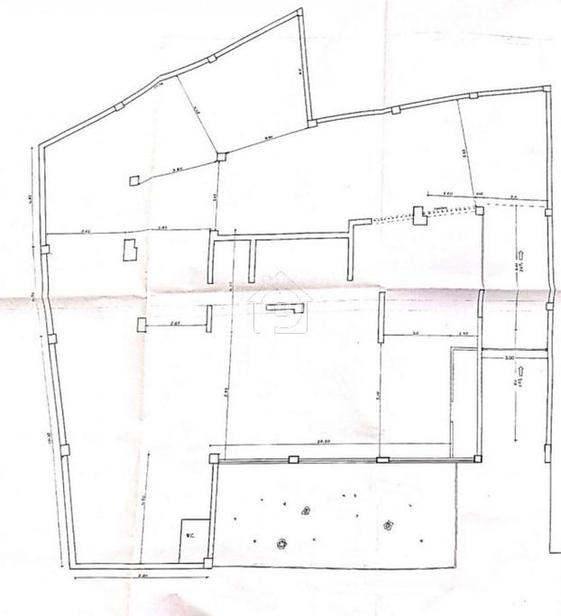 Αποθήκη 441 τ.μ. πρoς αγορά