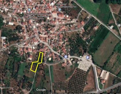 Οικόπεδο 2.200τ.μ. πρoς αγορά-Οινιάδες » Πεντάλοφο