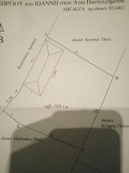 Οικόπεδο 355τ.μ. πρoς αγορά-Αμύνταιο » Άγιος παντελεήμονας
