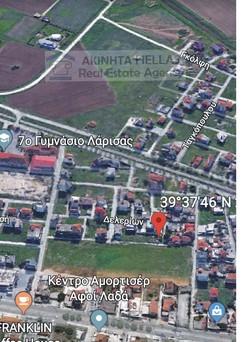 Οικόπεδο 283τ.μ. πρoς αγορά-Λάρισα » Βόλου