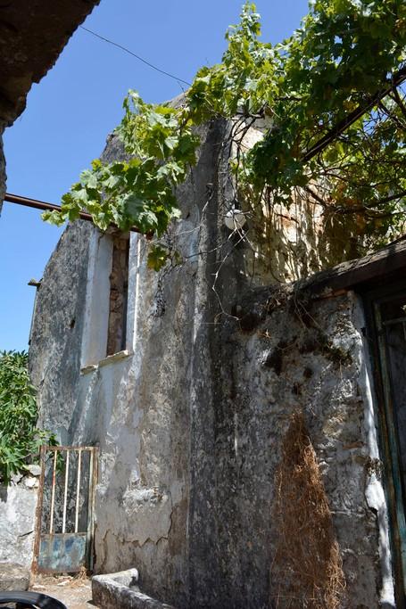 Μονοκατοικία 160τ.μ. πρoς αγορά-Βάμος » Κόκκινο χωριό