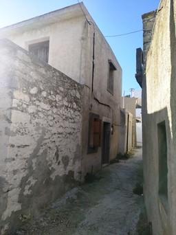 Μεζονέτα 80τ.μ. πρoς αγορά-Ιεράπετρα » Άγιασμένος