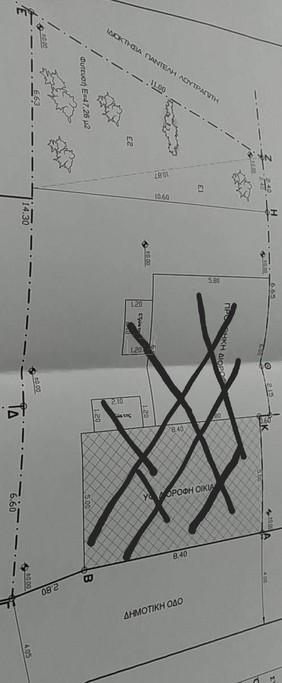 Οικόπεδο 200τ.μ. πρoς αγορά-Λέσβος - γέρας