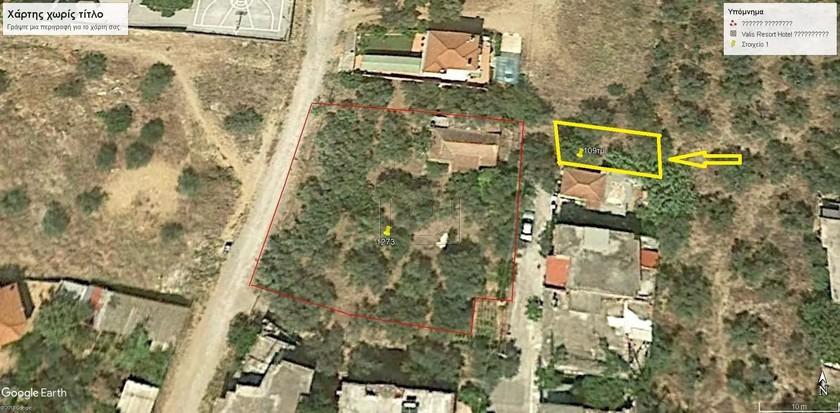 Οικόπεδο 109τ.μ. πρoς αγορά-Αγριά » Κέντρο