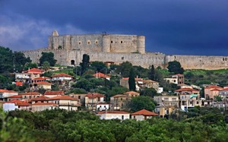 Οικόπεδο 3.750τ.μ. πρoς αγορά-Κάστρο κυλλήνης » Κάστρο