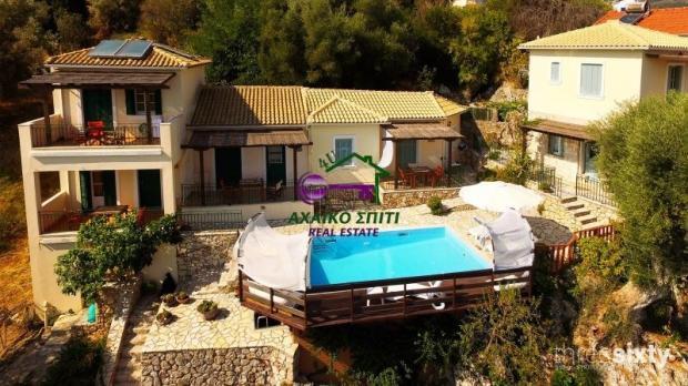 Ξενοδοχείο 195τ.μ. πρoς αγορά-Λευκάδα » Περιοχη χώρας