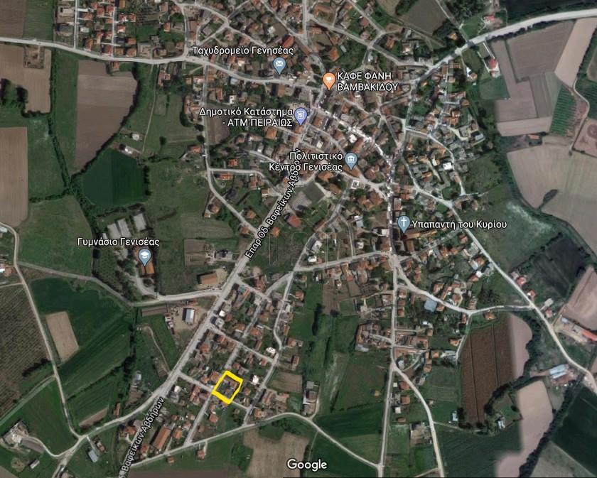 Μονοκατοικία 100τ.μ. πρoς αγορά-Βιστωνίδα » Γενισέα