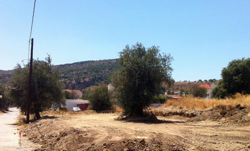 Οικόπεδο 400τ.μ. πρoς αγορά-Ρόδος » Αρχάγγελος