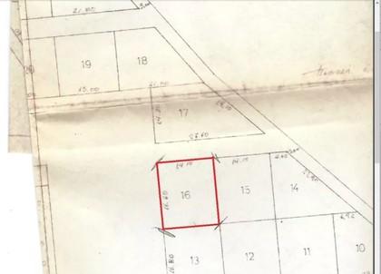 Οικόπεδο 234τ.μ. πρoς αγορά-Νέα αγχίαλος » Κριθαριά