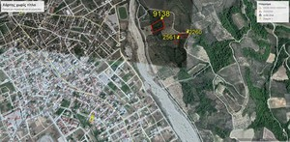 Αγροτεμάχια 2.561τ.μ. πρoς αγορά-Ιστιαία » Νέα σινασός