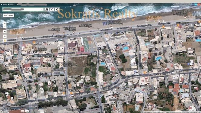 Οικόπεδο 1τ.μ. πρoς αγορά-Ρέθυμνο » Περιβόλια