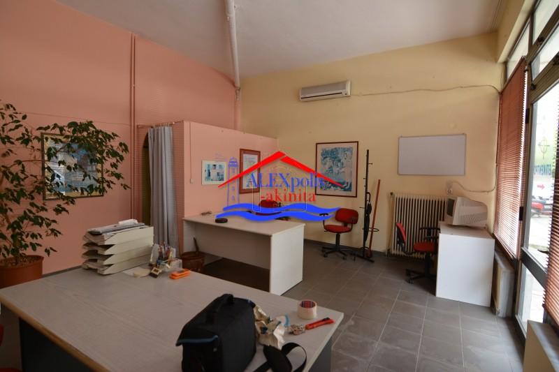 Κατάστημα 35τ.μ. πρoς ενοικίαση-Αλεξανδρούπολη » Πάρκο αν. θράκης