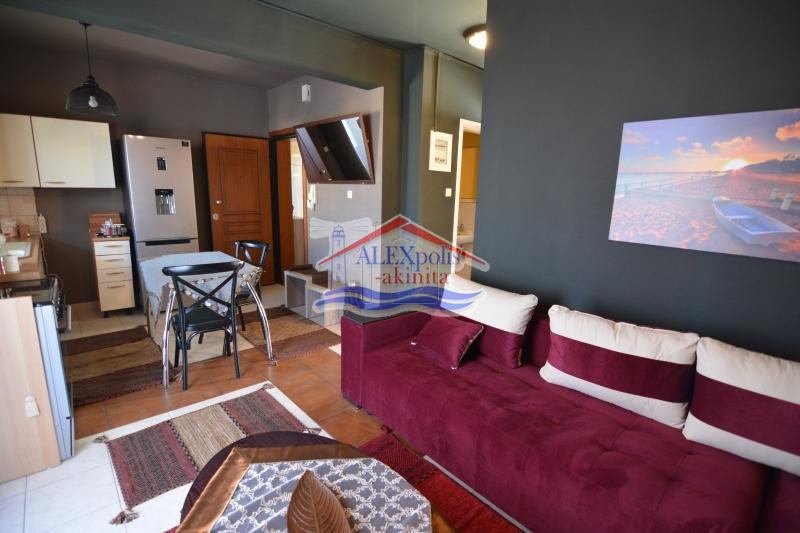 Διαμέρισμα 57τ.μ. πρoς ενοικίαση-Αλεξανδρούπολη » Άγιος ελευθέριος