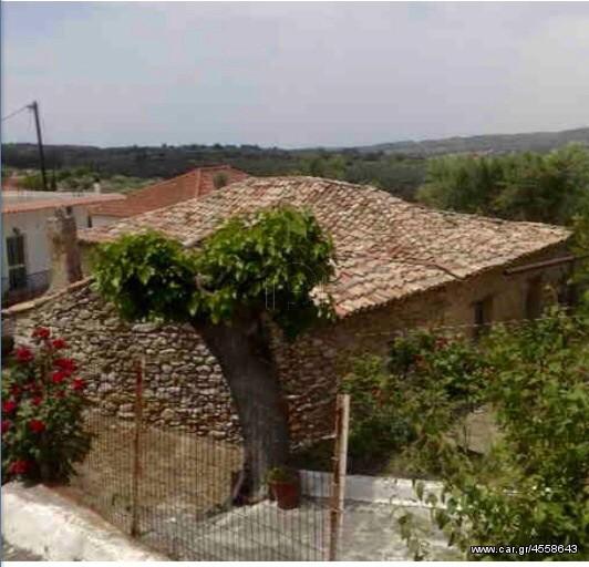 Μονοκατοικία 110τ.μ. πρoς αγορά-Πεταλίδι » Καλοχώρι